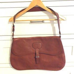 Prada Authentic Saddle bag